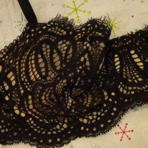 Victoria's Secret Dream Angels Unlined Uplift Bra